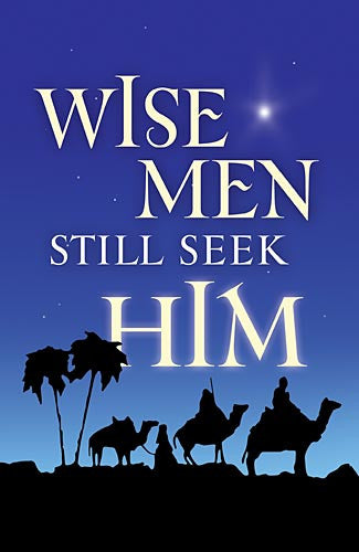 Christmas Tract: Wise Men Still Seek Him