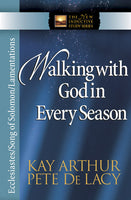 The New Inductive Series: Walking with God in Every Season