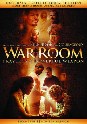 War Room: Prayer Is a Powerful Weapon DVD