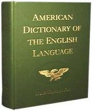 Webster's American Dictionary of the English Language (1828)