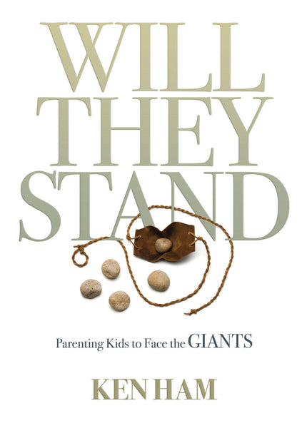 Will They Stand: Parenting Kids To Face The GIANTS