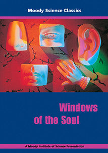 Moody Science - Windows of the Soul - DVD
