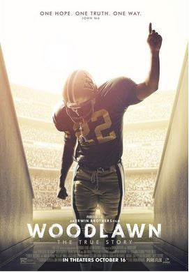 Woodlawn: The True Story DVD