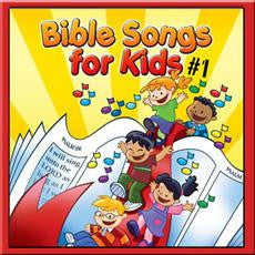 Bible Songs for Kids #1 CD