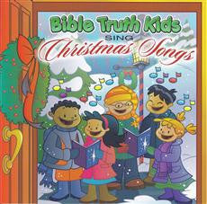 Bible Truth Kids Sing Christmas Songs CD