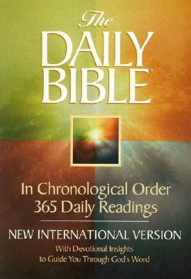 The Daily Bible (In Chronological Order 365 Daily Readings) NIV