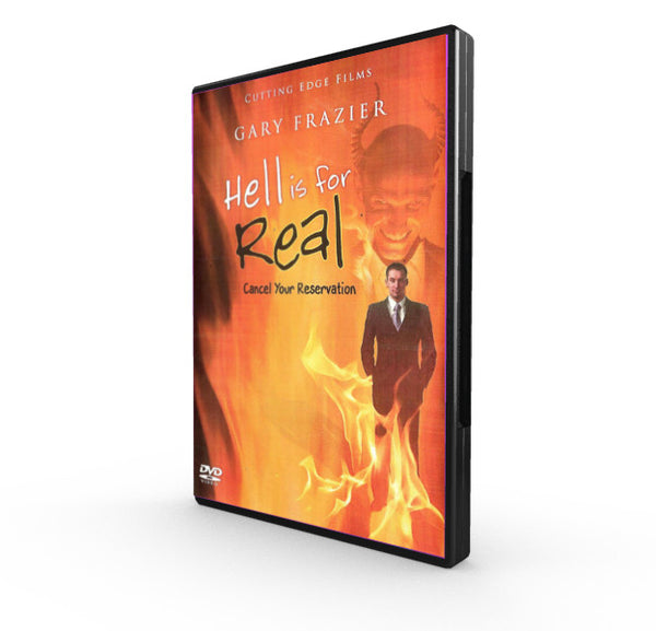 Hell Is For Real: Cancel Your Reservation DVD