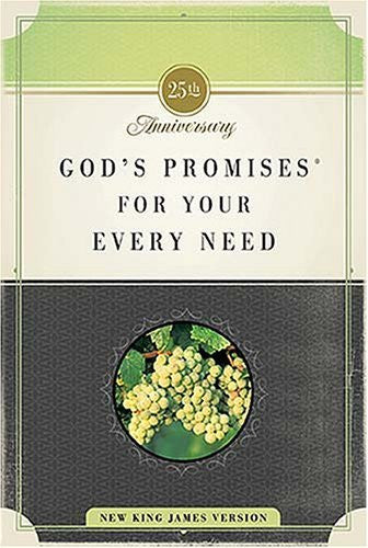 God's Promises for Your Every Need - New KJV Text