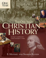 The One Year Christan History Daily Glimpse into God's Powerful Work