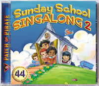 Patch the Pirate: Sunday School SingAlong 2 - Compact Disc
