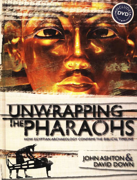 Unwrapping the Pharaohs with DVD