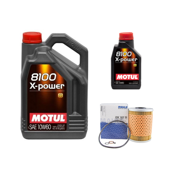 SV Motori Oil Change Kit For BMW M3's And Z4's With S54