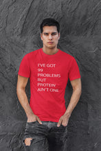 99 Problems Blended Tee