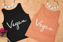 Vegan Signature Crop Tank
