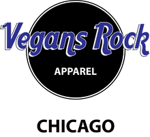 Vegans Rock Chicago Tee