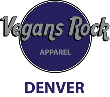Vegans Rock Denver Tee