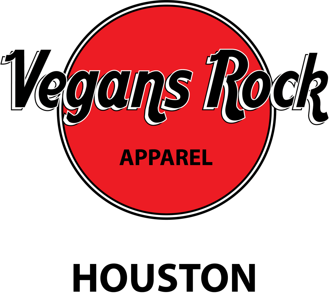 Vegans Rock Houston Tee