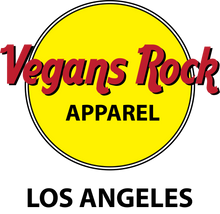 Vegans Rock Los Angeles Tee 3