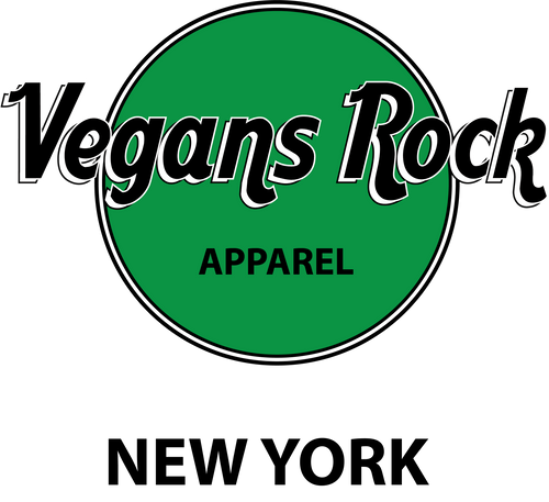 Vegans Rock New York Tee