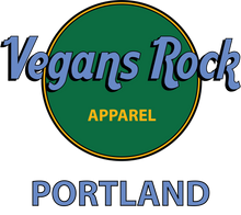 Vegans Rock, Vegan, Portland, Vegan Fashion, Vegan Apparel 1