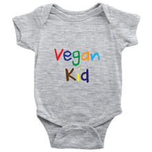 Vegans Rock Vegan Kid Onesie