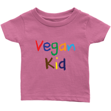 Vegans Rock Vegan Kid Infant Tee