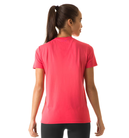 CAMISETA SPORT FIT COLORS MC FEM