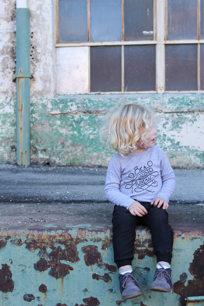 Be A Kind Human Kids Thermal