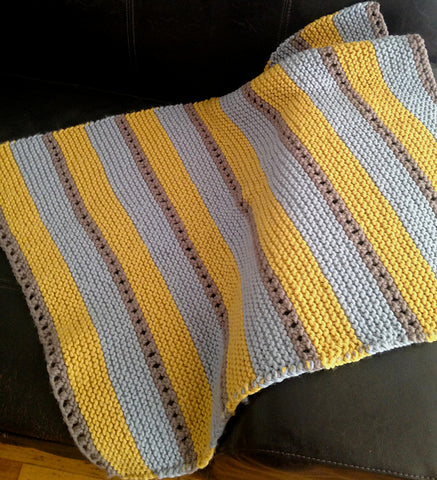 Oh! Baby Blanket #2
