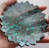 Decorative Resin Mandala Dish