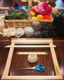 Weaving Workshop Level 1, Saturday October 5 10:00-1:00