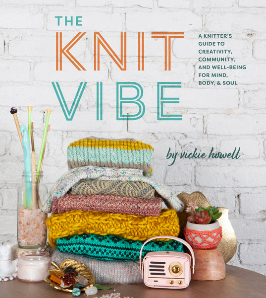 The Knit Vibe Book