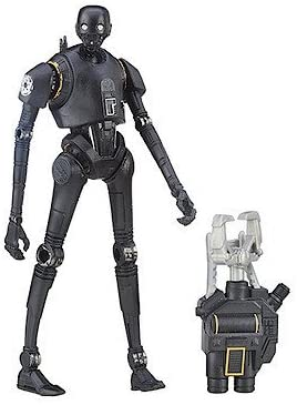Star Wars Rogue One 9cm Figure with Accessory - K-2SO