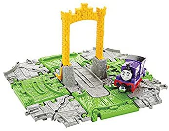 Thomas & Friends Take-n-Play Cube Station Playset - Charlie at Ulfstead Castle