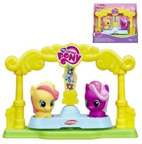My Little Pony Bumblesweet & Cheerilee Friends Go-Round by Hasbro