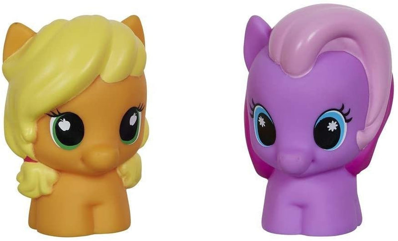 Playskool Friends My Little Pony Figure Two-Pack with Applejack and Daisy Dreams by Playskool