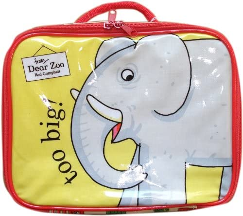 Shreds Dear Zoo Lunch Bag