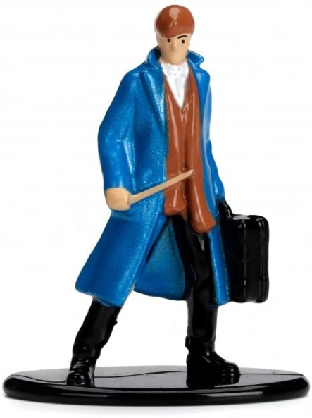 Fantastic Beasts - Nano Metalfigs - Newt Scamander