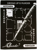 Gift Republic Cluedo Tea Towel