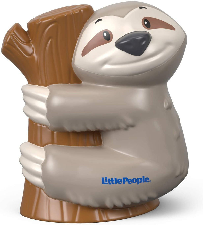 Little People Fisher Price Farmyard Zoo Animal Figure - Sloth