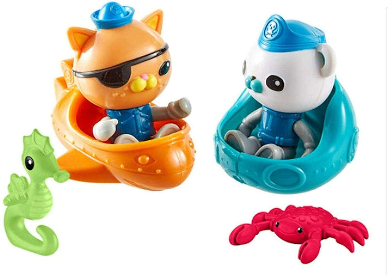 Octonauts GBG00 Figurines