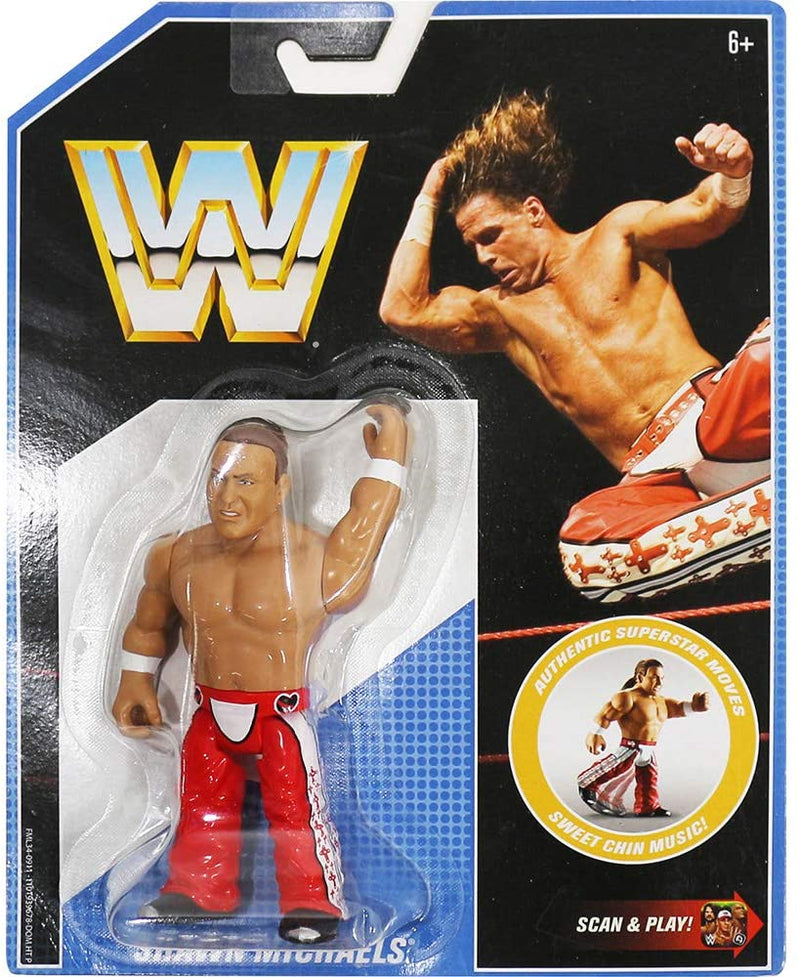 WWE Randy Orton Retro App Action Figure