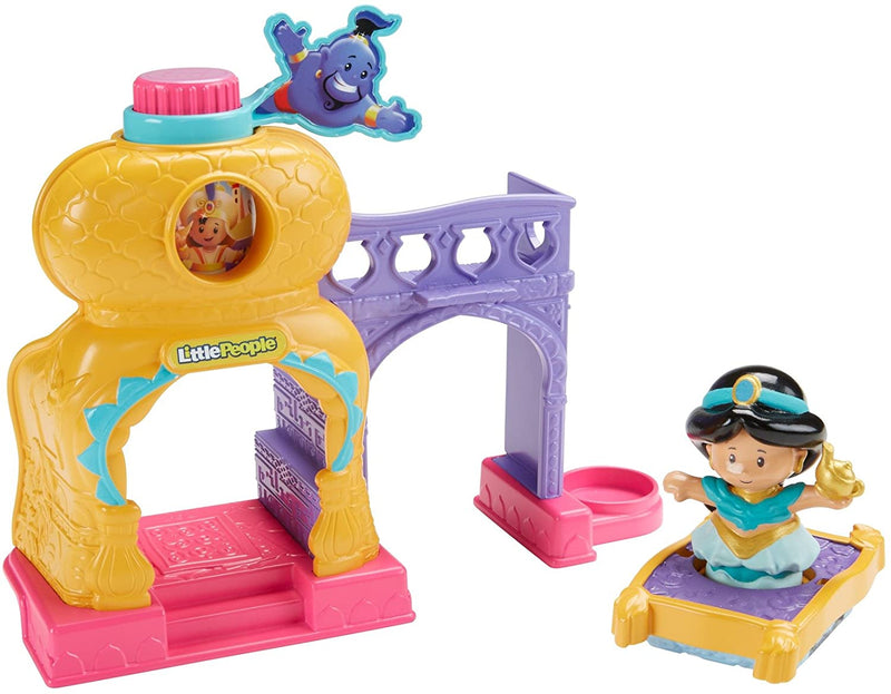 Little People Disney Princess Jasmine's Friendship Palace Playset