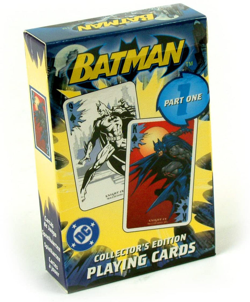 Batman: Playing Cards Single Deck DARK KNIGHt RISES