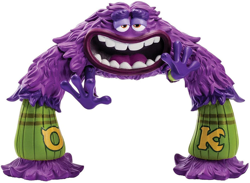 Monsters University Scare Students Figure - Art