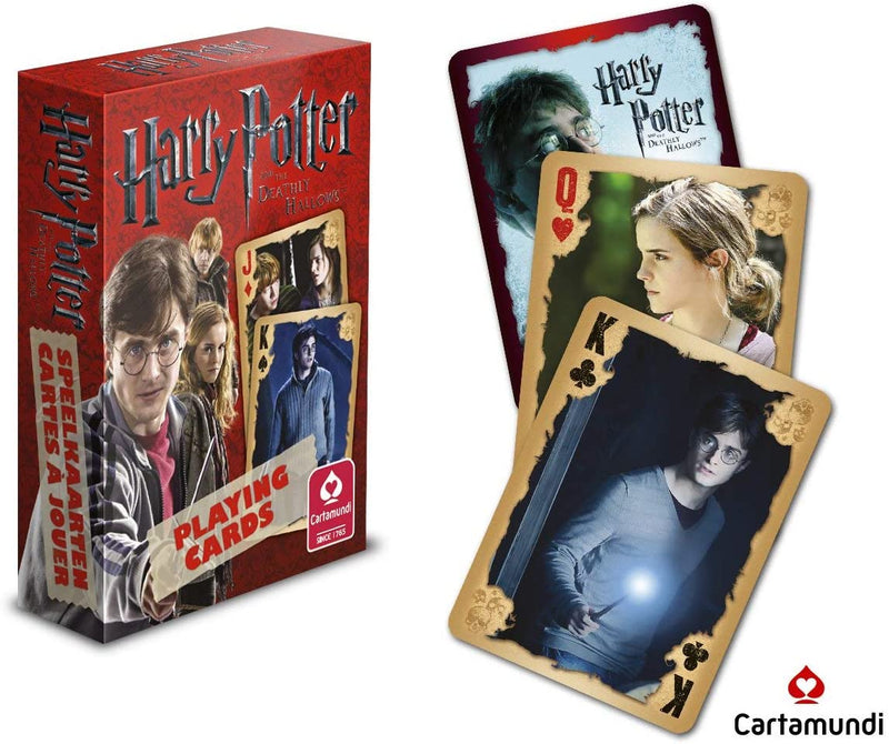 Harry Potter -Deathly Hallows Playing Cards