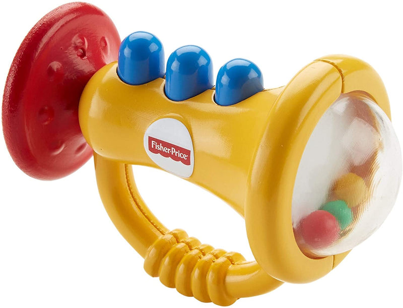 FISHER PRICE BIJT EN Ratel TRO