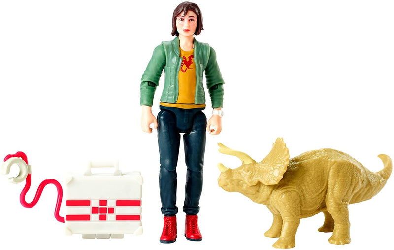 Jurassic World FMM08 Basic Figure Zia