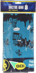 BBC Worldwide Doctor Who 120 x 160cm Partyware Tablecloth