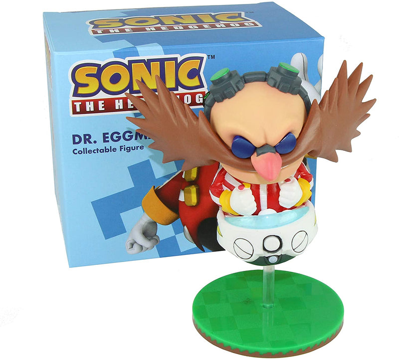 Sonic The Hedgehog LootGaming Dr Eggman Figure Collectable